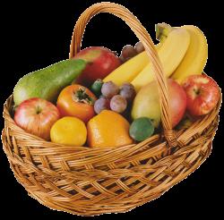 Fruit Basket PNG Clipart - Best WEB Clipart