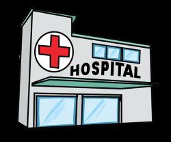 Health Center Building Clipart - Clip Art Library