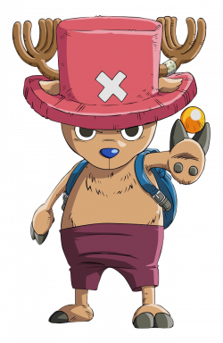 Picking the Perfect Power-Up Series #3: Chopper, the Electric-Nosed ...