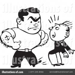 Adult Bully Clipart
