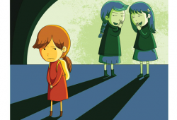 New Voices: together against bullying   The Psychologist