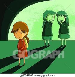 Bully Clip Art - Royalty Free - GoGraph