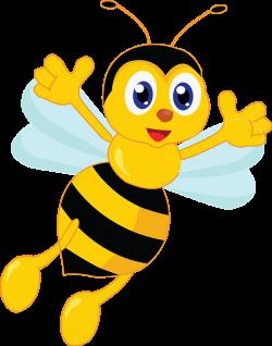 Cartoon bumble bee clip art clipart clipartwiz 3 clipartix ...
