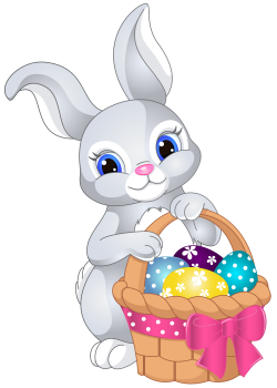 Rabbit clipart easter rabbit #10 | πασχα | Pinterest | Rabbit ...