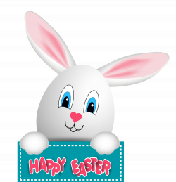Easter Bunny PNG Clip Art - Best WEB Clipart