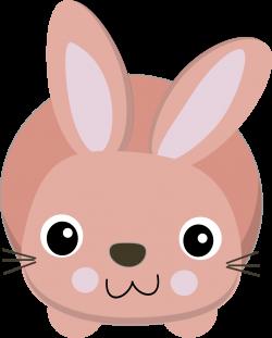 Clipart - cute bunny 2