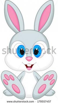 Cute Bunny Cartoon PNG Clip Art Image | Óvoda/Kindergarten ...