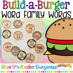 Build A Burger Teaching Resources   Teachers Pay Teachers