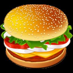 Burger clipart big mac pencil and in color burger png - Clipartix