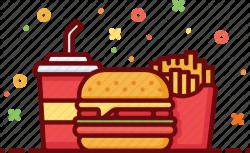 Fast food menu' by Dmitry Mirolyubov
