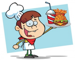 Free Burger And Fries Clipart Image 0521-1004-0716-1807 | Computer ...
