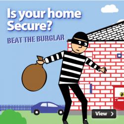 Beat the Burglar - With BBC Michael Fraser Tips | Safe Zone