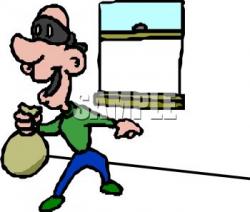 Burglar Clipart (59+)