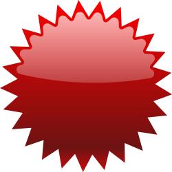 star burst blank red - /blanks/shapes/starburst/star_burst_blank_red ...