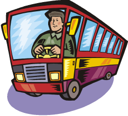 28+ Collection of City Bus Driver Clipart | High quality, free ...