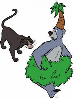 Jungle Book Group Clipart | Clipart Panda - Free Clipart Images