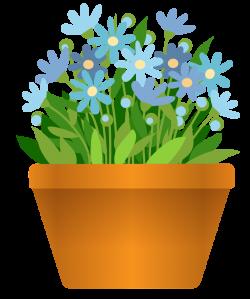 flower pot 7.png | ✿° my garden valley ° ✿ | Pinterest | Flower ...