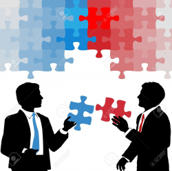 Business Collaboration Clipart