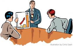 Business Management Clipart
