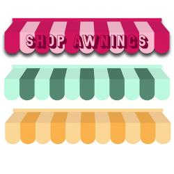 Shop Awning Clipart Shop Clipart Commerce Clipart Business
