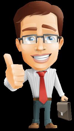 Businessman Vector Character2 - http://www.dailystockphoto.net ...