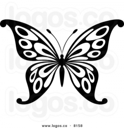 Black and White Butterfly | Clipart Panda - Free Clipart Images ...
