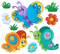 Free Cartoon Butterfly Cliparts, Download Free Clip Art ...