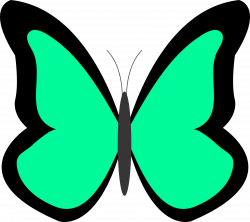 Spring butterflies clipart | Clipart Panda - Free Clipart Images