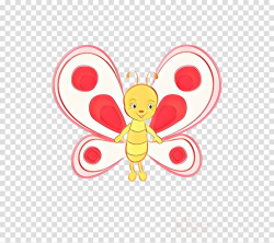 cartoon heart clip art fictional character butterfly clipart ...