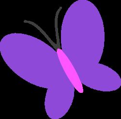 Purple Butterfly Clip Art at Clker.com - vector clip art online ...
