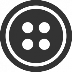 Black Sewing Button With 4 Hole PNG Image - PurePNG   Free ...