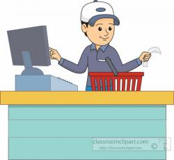 Shop Counter Clipart - ClipartUse