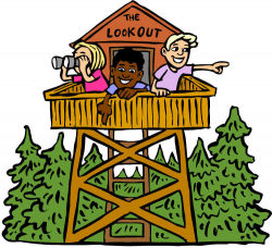 Summer Camp Clip Art - 79 cliparts