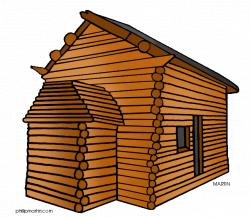 Log Cabin Clip Art | Clipart Panda - Free Clipart Images