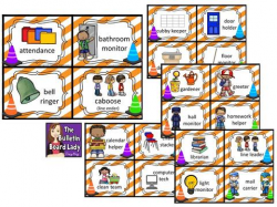 Classroom Jobs - Construction Theme – The Bulletin Board Lady