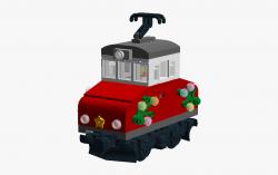 Caboose Clipart Train Bogie - Construction Set Toy #1979231 ...