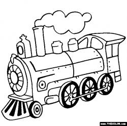 100% Free Train, Locomotive, Caboose, Monorail, Freight Train ...