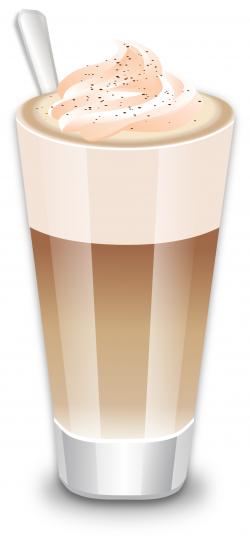 Clipart - Cafe Latte