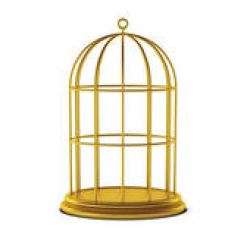 Bird Cage Stock Illustrations - Royalty Free - GoGraph