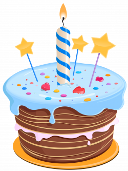 Set these cute birthday cake clipart as desktop profile in your PC ...