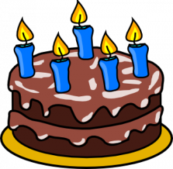 Animated Cake Clipart