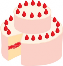 Free Cake Clipart Image 0071-0905-2617-4416 | Food Clipart