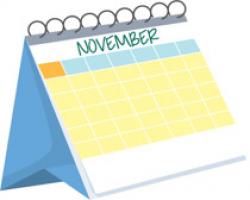 Free Calendar Clipart - Clip Art Pictures - Graphics - Illustrations
