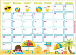 5 Awesome Free November Calendar Clipart totally Free to Help ...