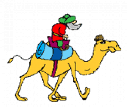 Camel Animated Graphics - Animate It!