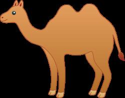 Cartoon Camel Clipart