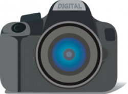 Free Camera Clipart - Clip Art Pictures - Graphics - Illustrations