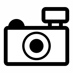 Camera Clip Art Black And White | Clipart Panda - Free Clipart Images