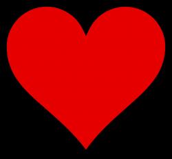 Image - Heart-clip-art-valentine heart 29-1969px.png | Planet ...