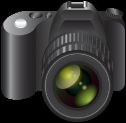 Camera Transparent Clip Art Image   Gallery Yopriceville - High ...